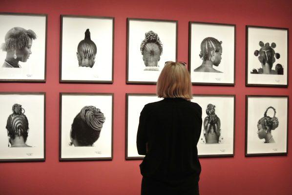 Vue de l'exposition - Les Initiés - Fondation Louis Vuitton