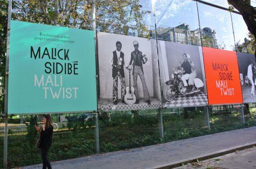 Article : A Paris Malick Sidibé fait twister la Fondation Cartier