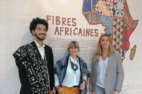 Article : Au Musée de la toile de Jouy, l'exposition Fibres Africaines tisse des liens