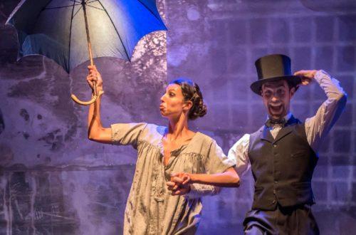 Article : Joséphine Baker envoûte le Théâtre  la Scène Parisienne